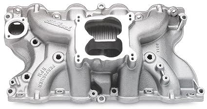 Amazon com: Edelbrock 7166 Performer Rpm 460 Mnfld: Automotive