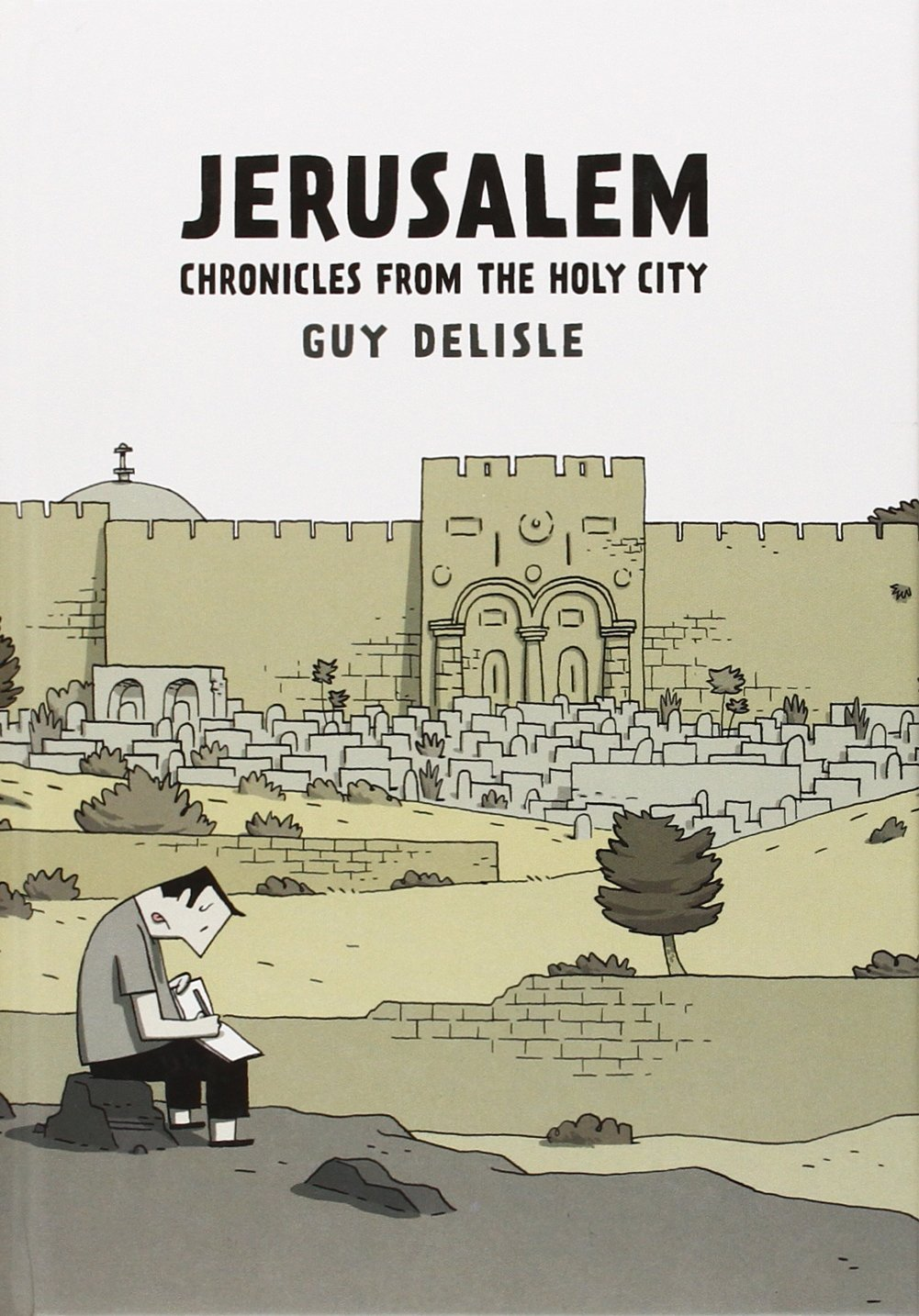 Jerusalem: Chronicles From The Holy City: Guy Delisle, Helge Dascher:  9781770460713: Amazon: Books