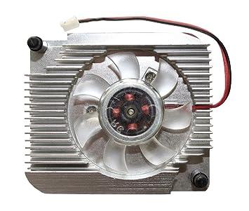 Ventilador disipador refrigerador tarjeta grafica video VGA ...