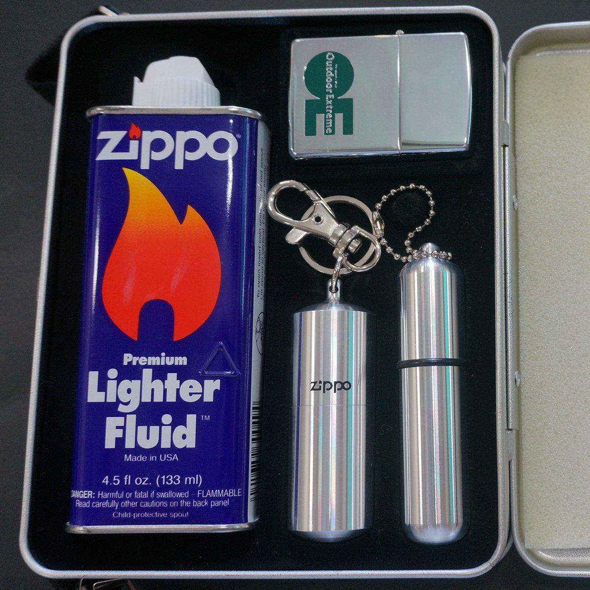 zippo OUTDOOR Extreme 1997年製造 B074WPK8RT