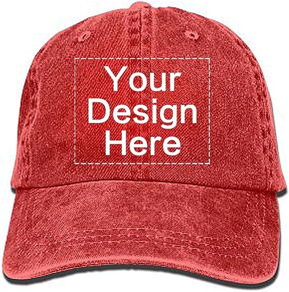 Custom Soft Baseball Cap Atlantic Salmon Embroidery Dad Hats for Men /& Women