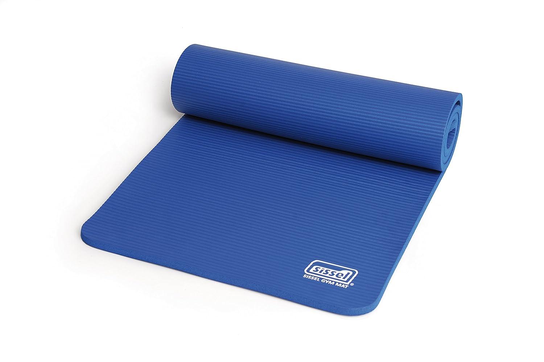 Sissel Gymnastikmatte 1.0 Blau 20421B+ 200.004.5_Blu