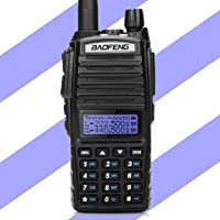 BaoFeng Radioddity Tri-Band Handheld Portable Two Way Radio