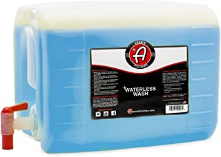 product image for Adam's Waterless Car Wash 5 Gallon - Made with Advanced Emulsifiers and Special Lubricants - Eco-Friendly Waterless Car Washing with No Hoses, No Water, No Messes (5 Gallon)