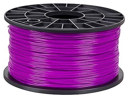 V-SOL Filamento de PLA para Impresión 3D Pen 1.75mm Morado: Amazon ...