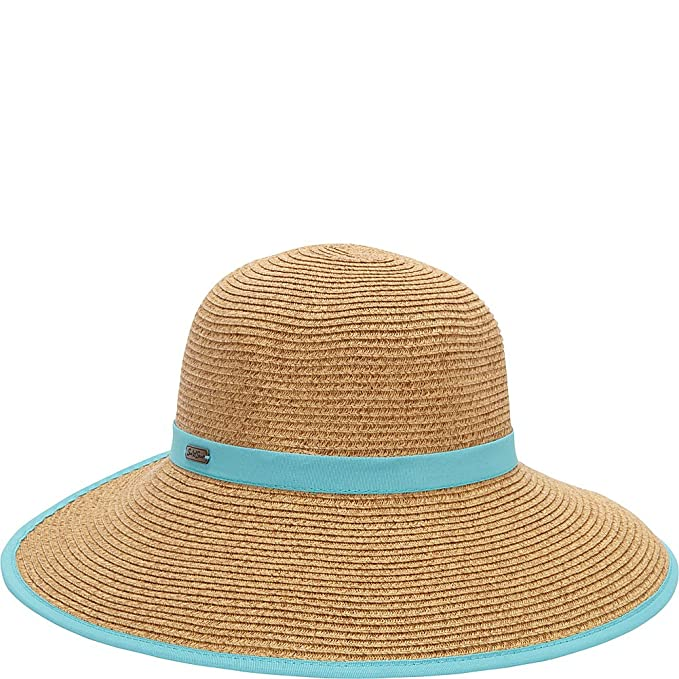 a57992860e6 Image Unavailable. Image not available for. Color  Sun N Sand French Laundry  Packable Hat ...