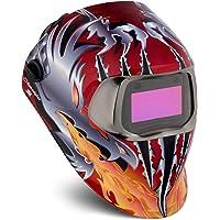 3M Speedglas 100V lasmasker, Multicolor (Razor Dragon), 1