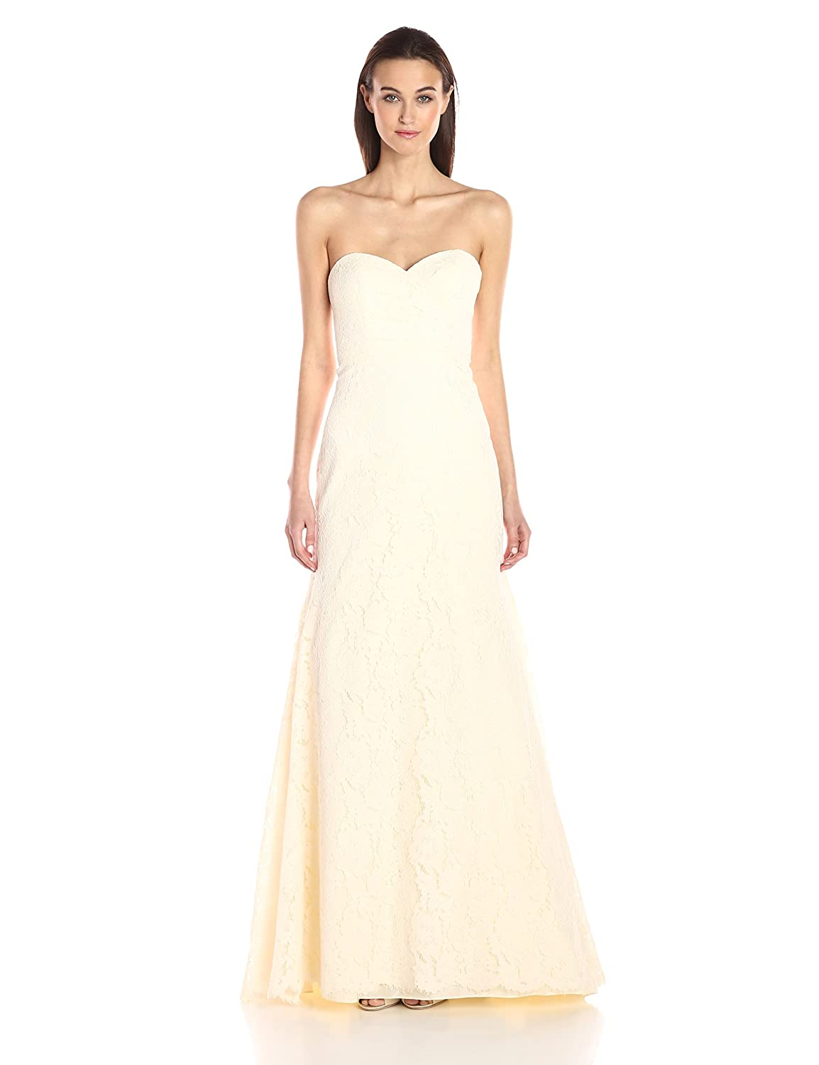6f0e17ef961 Jenny Yoo Women s London Silk Mikado Wedding Gown at Amazon Women s  Clothing store