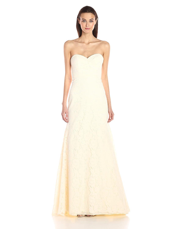 6f0e17ef961 Jenny Yoo Women s London Silk Mikado Wedding Gown at Amazon Women s  Clothing store