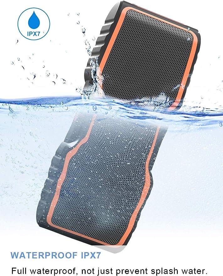 AOMAIS Sport II Portable Wireless Bluetooth Speakers V4.0 Waterproof IPX7