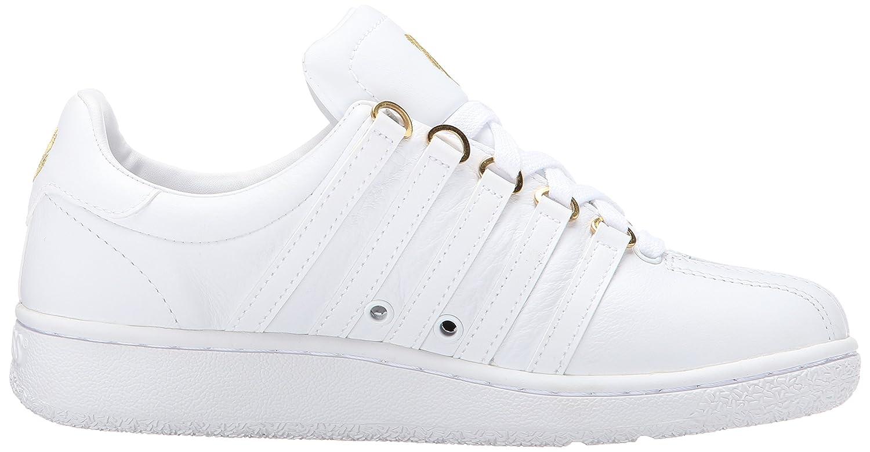 K-Swiss Damen Classic Vn 50th Low-top Weiß Gold 35.5 EU EU EU b927ff