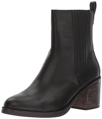 UGG Women's Camden Ankle Bootie, Black, ...