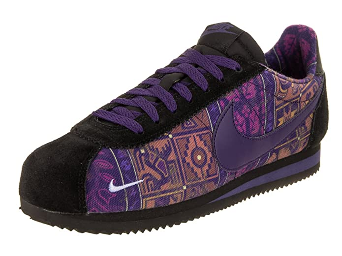 detailed look 18ab0 0bd56 Nike Men's Classic Cortez Nylon Lhm Ink/Ink/White Casual ...