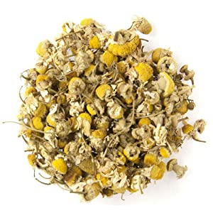 Chamomile Flowers - 100% Natural - 1 lb - EarthWise