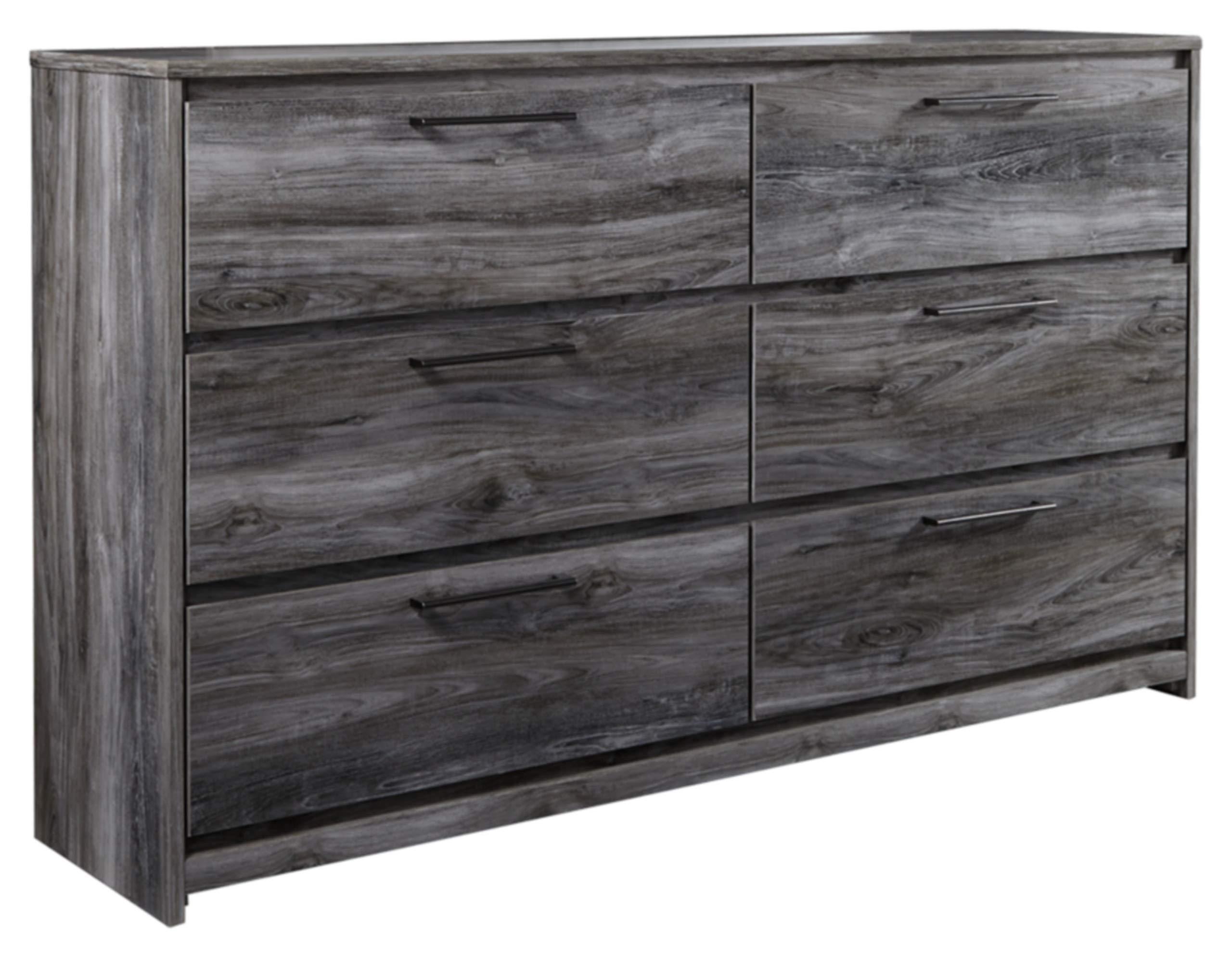 Signature Design by Ashley B221-31 Baystorm Dressers, Gray