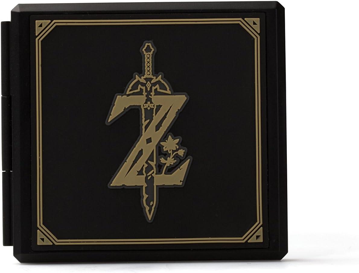 Amazon Powera Premium Game Card Case Zelda Breath Of The