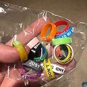 Vape Anillos Banda de Silicona Anti Slip – Psc de 20 Vape anillos ...