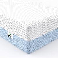Dourxi Crib Mattress, Dual Sided Comfort Memory Foam Toddler Bed Mattress, Triple-Layer Breathable Premium Baby Mattress…
