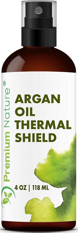 Premium–Aceite de Argán naturaleza pelo pantalla Spray 4oz oz