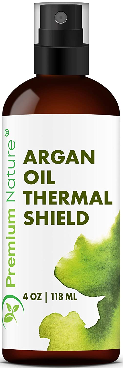 Premium Nature Store Argan Oil Hair Protectant Spray