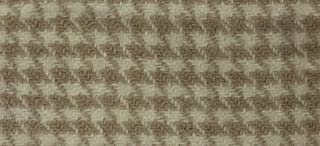 "product image for Weeks Dye Works Wool Fat Quarter Houndstooth Fabric, 16"" by 26"", Snow Cream"