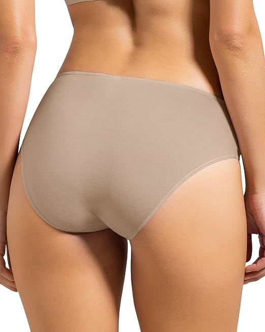 Leonisa 3 Bikinis Elegantes Clásicos y Confortables - 993- Surtido, XL