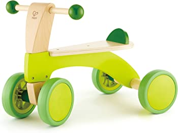 Hape Scoot Ride-On Wood Bike