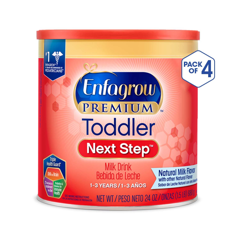 Galleon - Enfagrow PREMIUM Toddler Next Step, Natural Milk Flavor