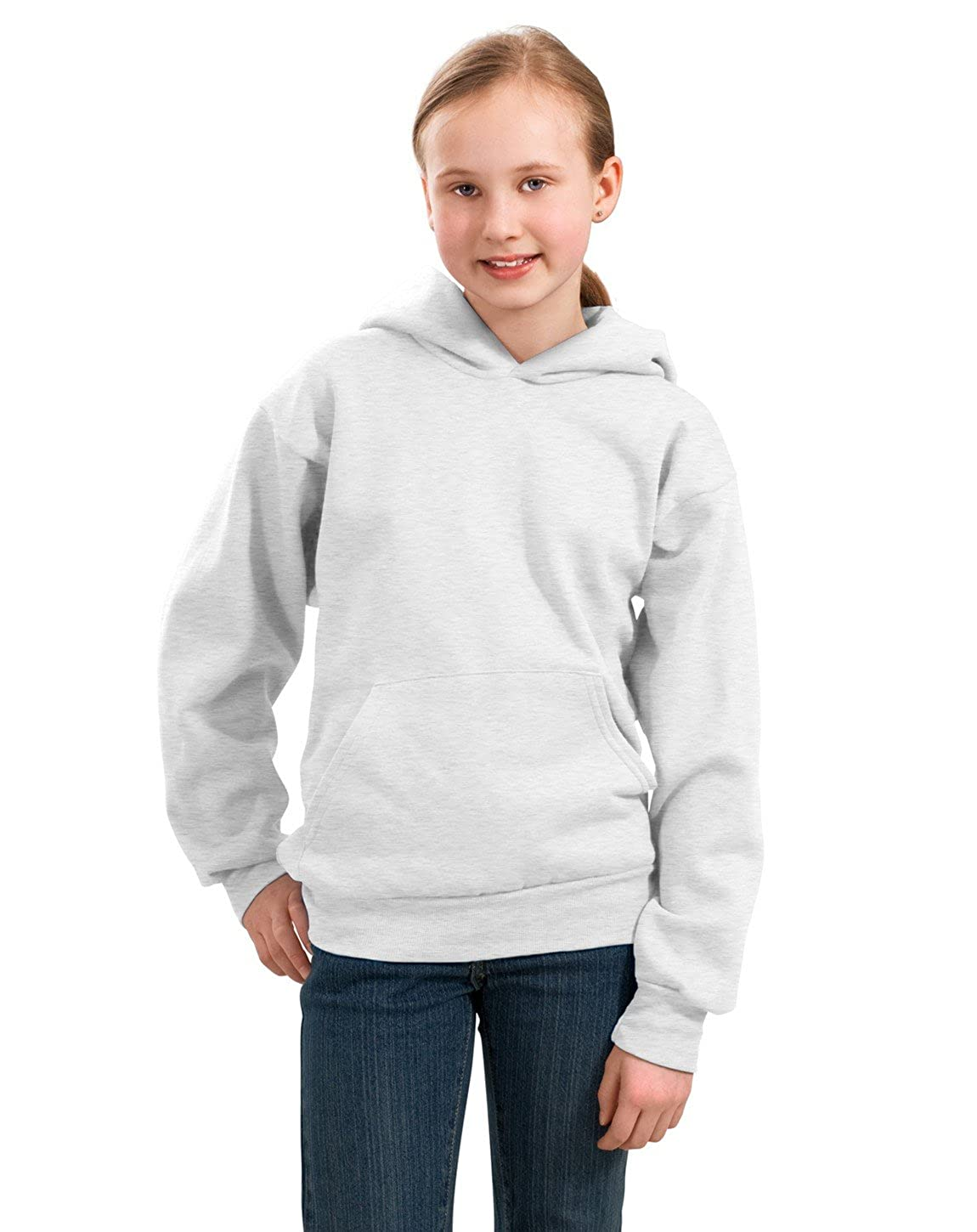 Ash Port /& Company PC90YH Youth Pullover Hooded Sweatshirt XS