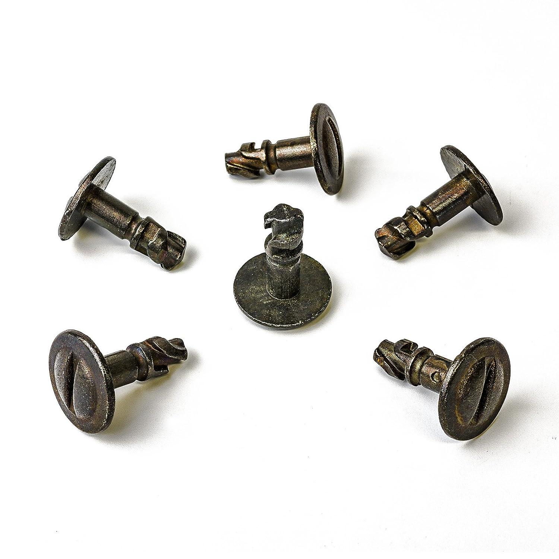Fijació n metal unterfahr –  subsuelo Motor –  Tornillos 20 unidades) MYBA-S