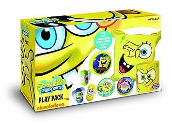 Spongebob Squarepants Variety Fun Play Pack Includes Light Up Yoyo 3