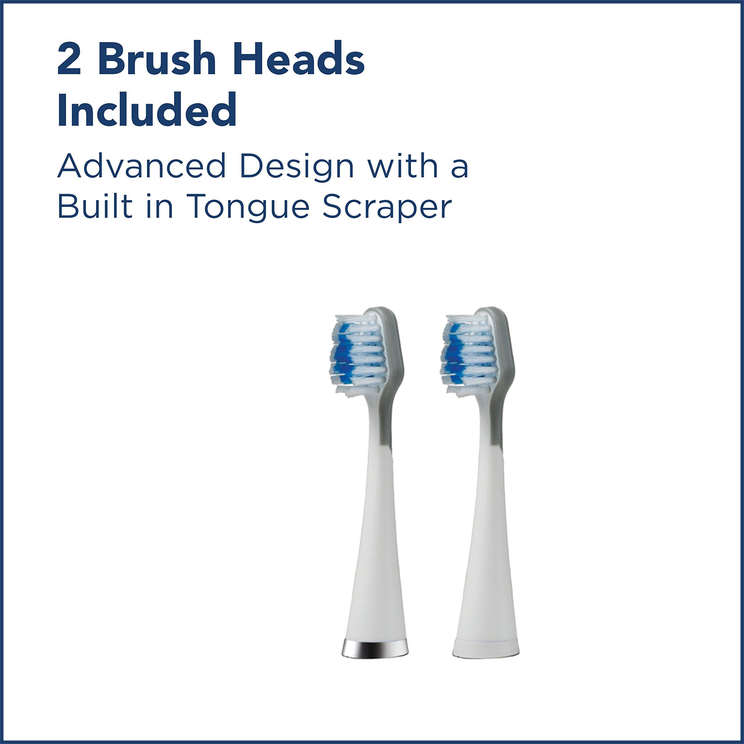 Waterpik Complete Care 9.0 Sonic Electric Toothbrush + Water Flosser, White by Waterpik (Image #15)