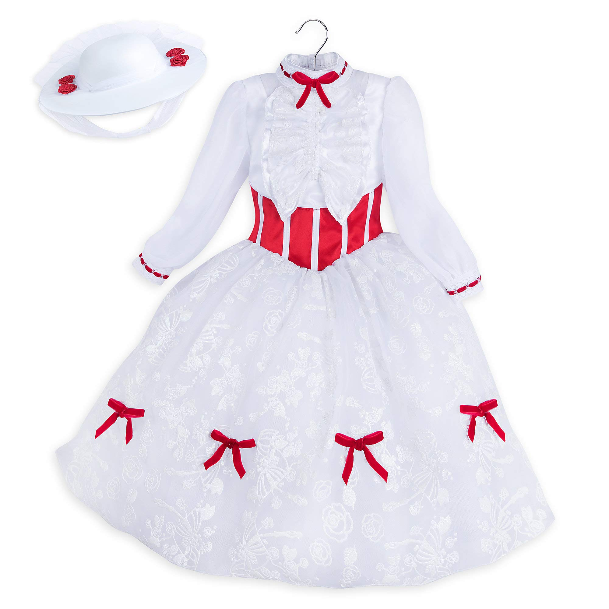 Disney Mary Poppins Costume for Kids Size 7/8 Multi