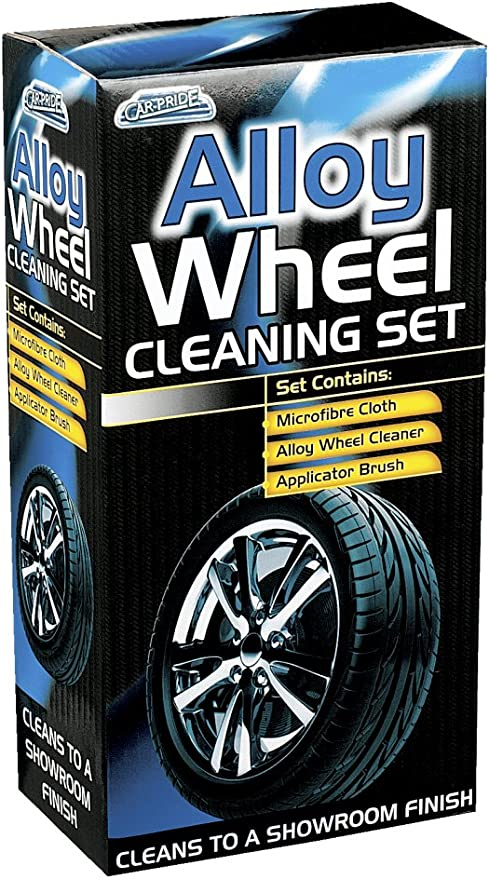 Am-Tech Alloy Wheel Cleaning Brush