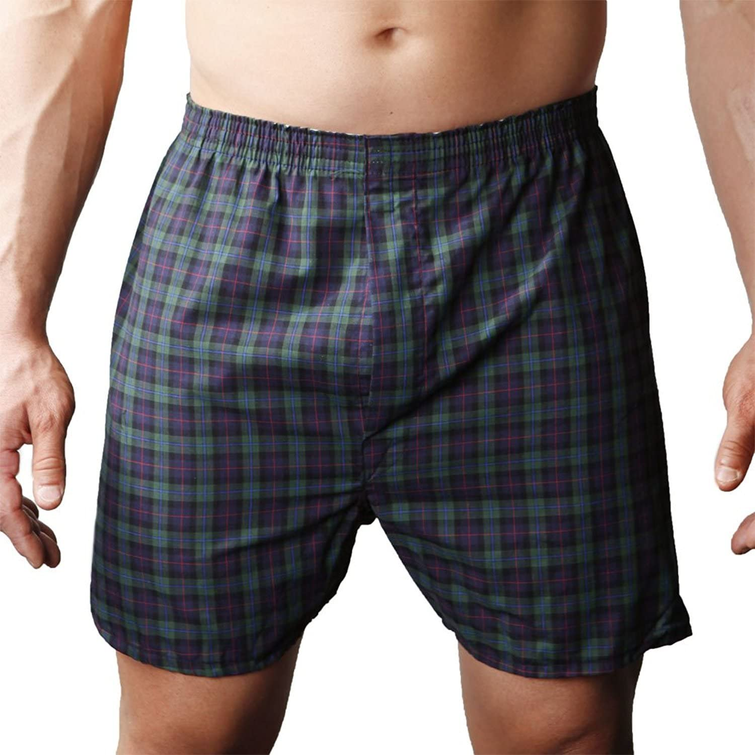 Players Men Broadcloth Boxers