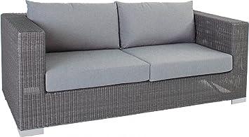 Dreams4Home 2-Sitzer Sofa \'Dennis\' - Garten, Sofa, Terrasse ...