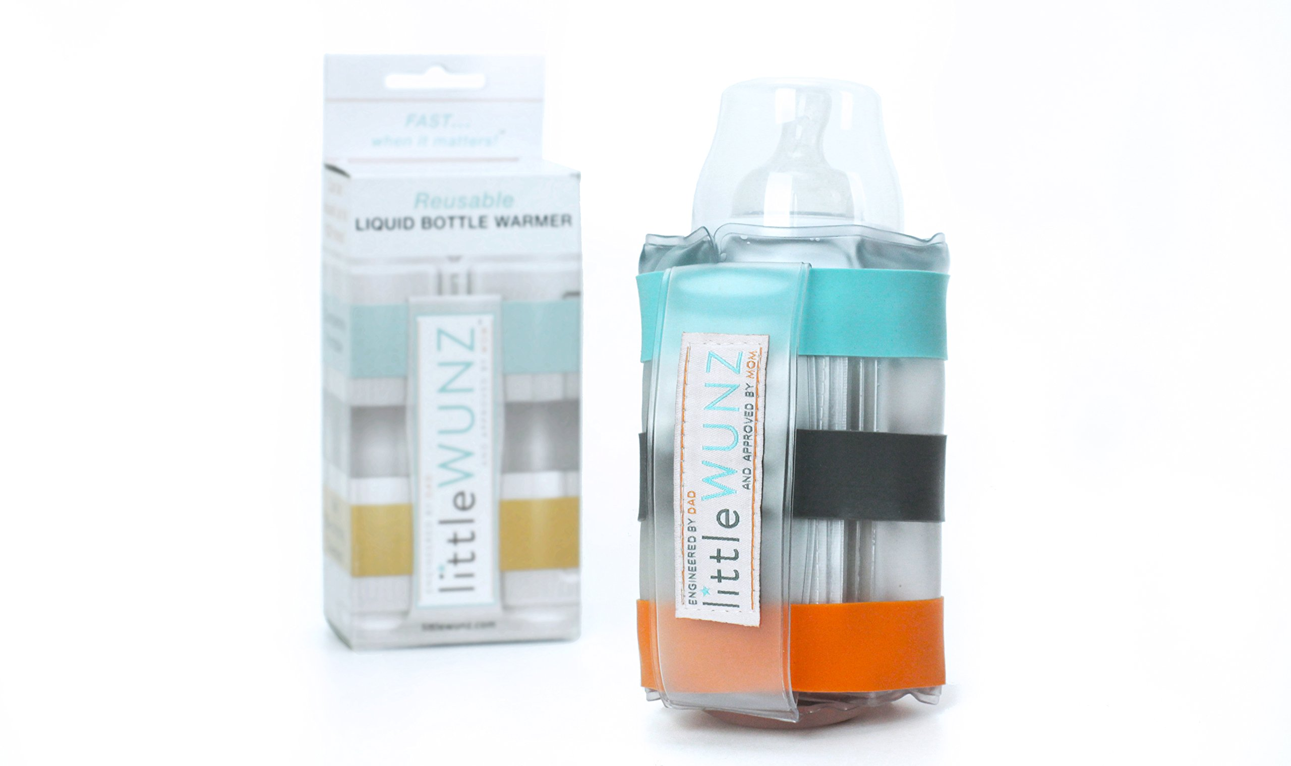 LITTLEWUNZ Reusable Liquid Bottle Warmer by littleWUNZ (Image #1)