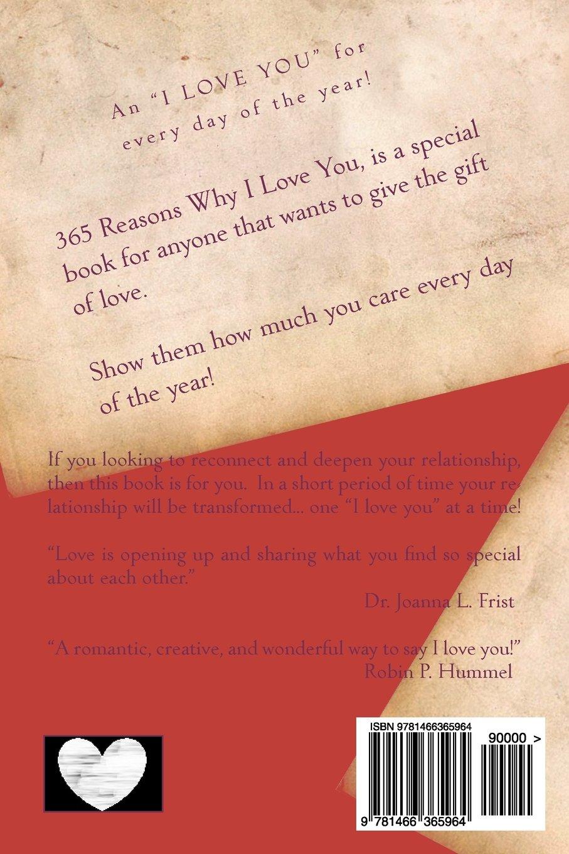 365 reasons you love someone