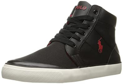 Polo Ralph Lauren Mens Isaak Fashion Sneaker  Z0Q0O2G4P