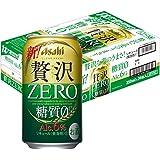 クリアアサヒ 贅沢ゼロ [ 350ml×24本 ]