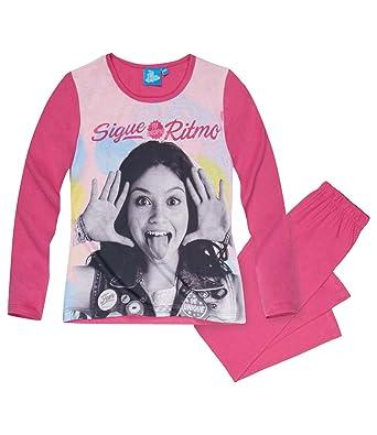 46f283d7cf4a9 Disney Soy Luna Fille Pyjama - fushia - 14 ans: Amazon.fr: Vêtements ...