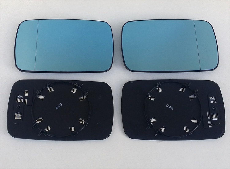 Pro!Carpentis 2 Stü ck Spiegelglas Set Rechts und Links Ersatzglas fü r Auß enspiegel