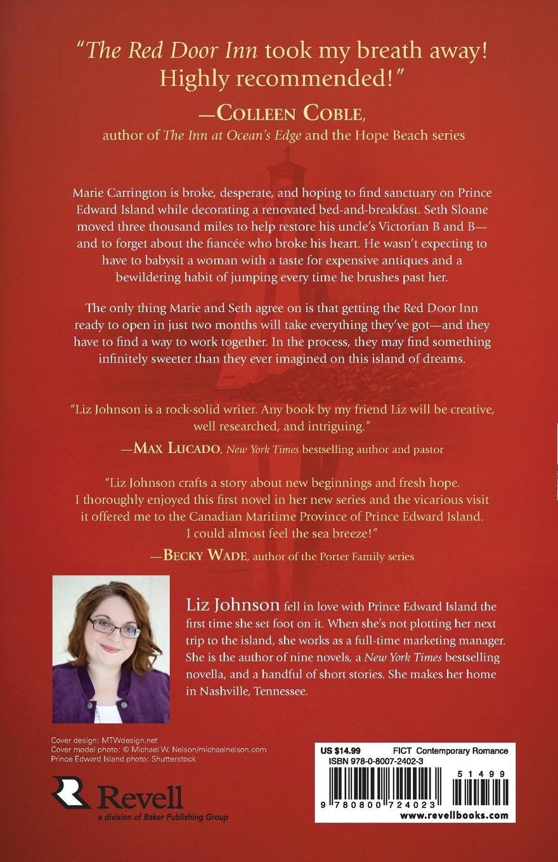 The Red Door Inn A Novel Prince Edward Island Dreams Liz Johnson