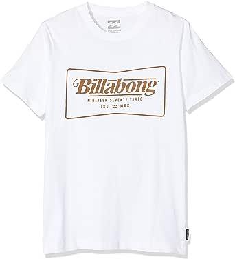 BILLABONG TRD Mrk SS tee Boy Camiseta para Niños