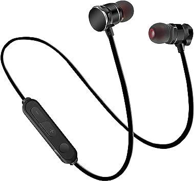 AREABI Next, Auriculares Bluetooth magnéticas inalámbricos para ...