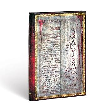 Agenda Paperblanks - Bram Stoker, Dracula - Mini - 100 × 140 ...
