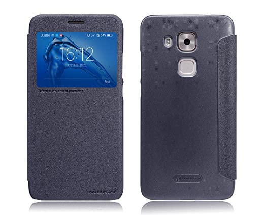 5 opinioni per Huawei Nova Plus Cover- SMTR® Filp Slim Cover Custodia per Huawei Nova Plus