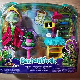 Amazon.es: Enchantimals Muñeca con accesorios vámonos de ...