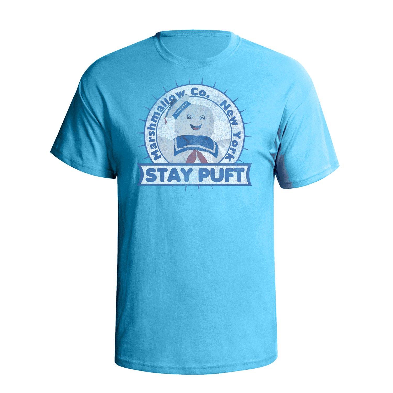 Amazon.com  Jonny Cotton Stay Puft Mens Movie Inspired t shirt  Apparel    Clothing 17862c397