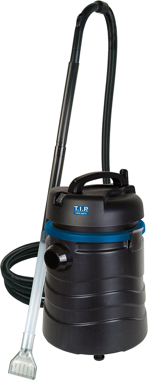 T.I.P TSS 1600 K Aspirateur de Boue//Piscine Noir